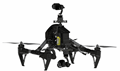 3 Axis Kitvision Escape HD5 Action Micro Gimbal