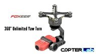 3 Axis Foxeer Legend 1 Micro Gimbal