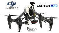 Parrot Sequoia+ NDVI Integration Mount Kit for DJI Inspire 1