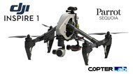 2 Axis Parrot Sequoia+ Gimbal for DJI Inspire 1