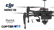 Parrot Sequoia+ NDVI Integration Mount Kit for DJI Matrice 100 M100