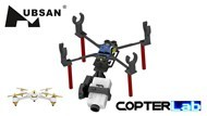 2 Axis Nano Gimbal Runcam 1 Camera for Hubsan FPV X4 H501S