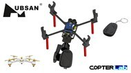 Picture of 2 Axis Nano Stabilized Gimbal 808 keychain #16 camera for Hubsan FPV X4 H501S