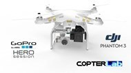 2 Axis Gopro Session Stabilized Gimbal For Phantom 3