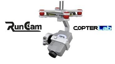 2 Axis Runcam 1 Micro Gimbal