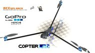 2 Axis GoPro Session Micro Gimbal for RCExplorer Tricopter