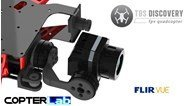 2 Axis Flir Vue Pro Gimbal for TBS Discovery