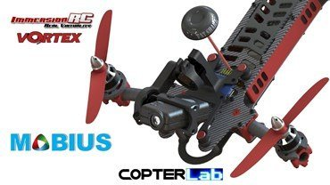 2 Axis Mobius Nano Gimbal for Vortex 285 Mike Version