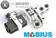 Picture of 2 Axis Mobius Stabilized Gimbal for TBS Discovery