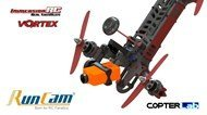 2 Axis Runcam 2 Nano Gimbal for Vortex 285 Mike Version