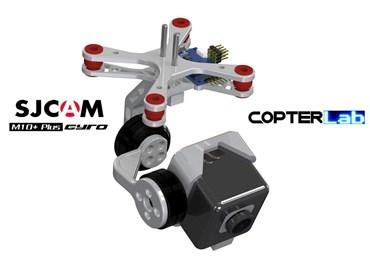 2 Axis SJCam M10+ Micro Gimbal