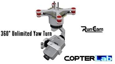 3 Axis Runcam 1 Micro Gimbal