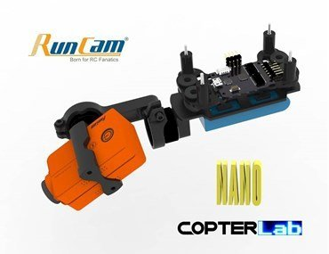 2 Axis Nano Stabilized Gimbal For Runcam 2 Camera