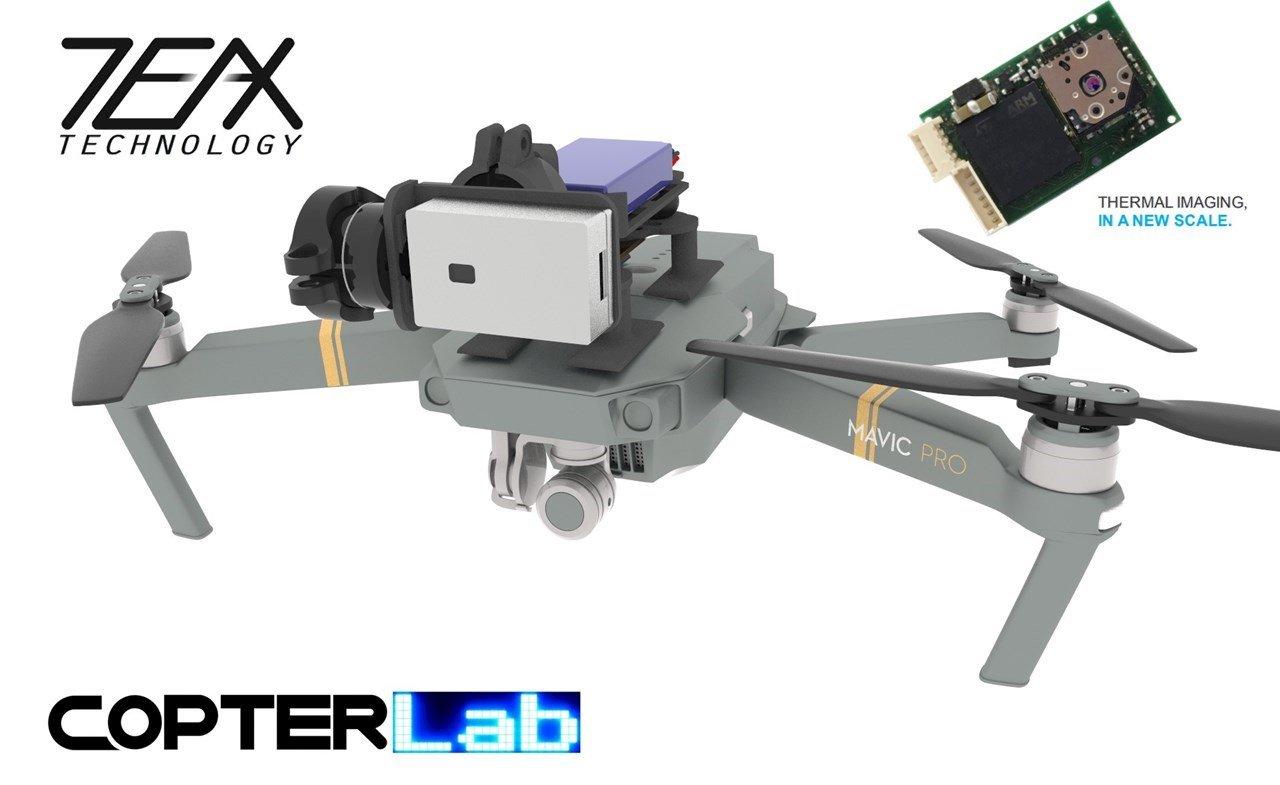 2 Axis Teax MiniAv 160 Nano Gimbal for DJI Mavic Pro