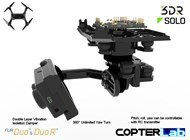 3 Axis Flir Duo R Micro Gimbal for 3DR Solo
