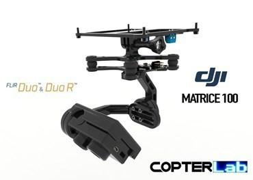 2 Axis Flir Duo R Thermal Gimbal For DJI Matrice 100