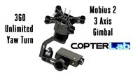 Picture of 3 Axis Mobius 2 Stabilized Gimbal