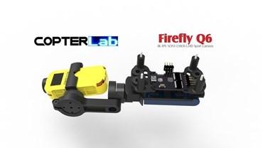 2 Axis Hawkeye Firefly Q6 Nano Gimbal