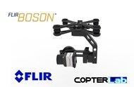 2 Axis Micro Stabilized Gimbal For Flir Boson Thermal Camera