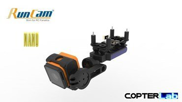 2 Axis Nano Stabilized Gimbal For Runcam 3 Camera