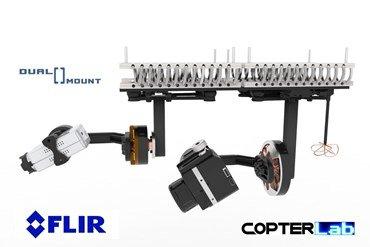 2 Axis Dual Gimbal Extreme Vibration Canceler System