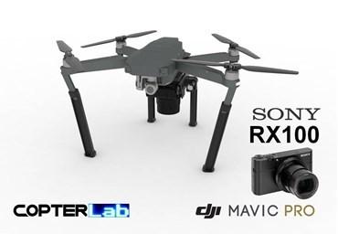 Sony RX 100 RX100 Integration Mount Kit for DJI Mavic Pro