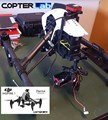 2 Axis Parrot Sequoia Stabilized Gimbal for DJI Inspire 1