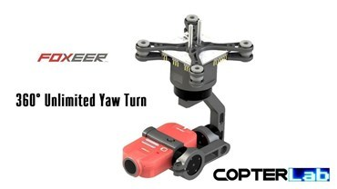 3 Axis Foxeer Legend 2 Micro Gimbal