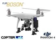 2 Axis Flir Boson Micro Gimbal for DJI Phantom 4 Advanced