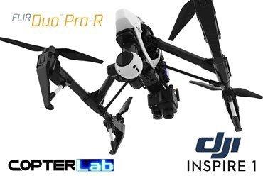 Flir Duo Pro R Fixed Mount Gimbal for DJI Inspire 1