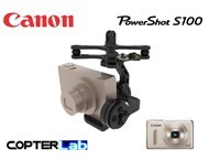 2 Axis Canon S100 Stabilized Gimbal