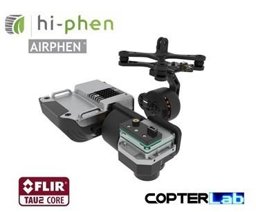 2 Axis Hiphen Airphen + Flir Tau 2 Dual NDVI Gimbal