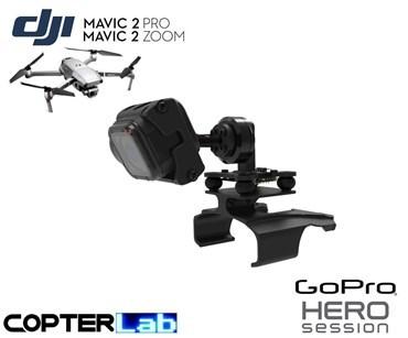 2 Axis GoPro Session Nano Gimbal for DJI Mavic 2 Zoom
