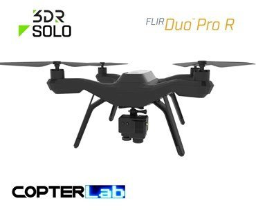 Flir Duo Pro R Fixed Mount for 3DR Solo