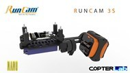 2 Axis Nano Stabilized Gimbal for Runcam 3s camera
