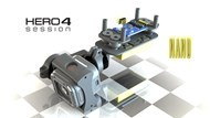 2 Axis Nano Gimbal for GoPro Hero 4 Session Camera