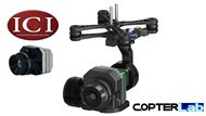 2 Axis ICI (Infrared Camera Inc) 8640 Stabilized Gimbal