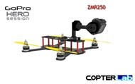 2 Axis GoPro Hero 4 Session Micro Gimbal for ZMR250