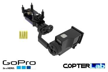 2 Axis GoPro Hero 2 Nano Gimbal