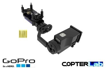 2 Axis GoPro Hero 3 Nano Gimbal