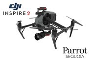 2 Axis Parrot Sequoia+ Gimbal for DJI Inspire 2