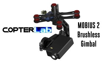 2 Axis Mobius Mini Gimbal
