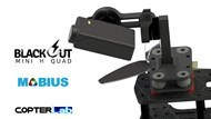 2 Axis Mobius Mini Nano Gimbal for Blackout Mini H