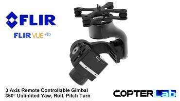 3 Axis Flir Vue Pro R Micro Gimbal