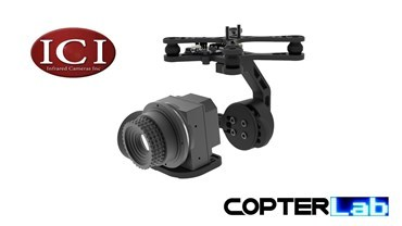 2 Axis ICI (Infrared Camera Inc) 9640 P Micro Gimbal