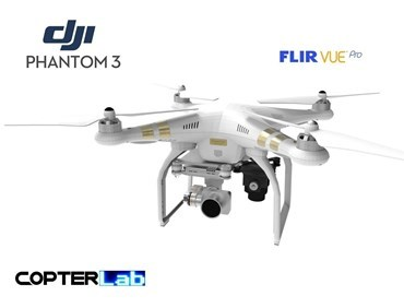 Flir Vue Pro R Integration Mount Kit for DJI Phantom 3 Advanced