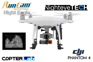 Night Vision IR Kit for DJI Phantom 4 Standard