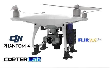 Flir Vue Pro R Integration Mount Kit for DJI Phantom 4 Advanced