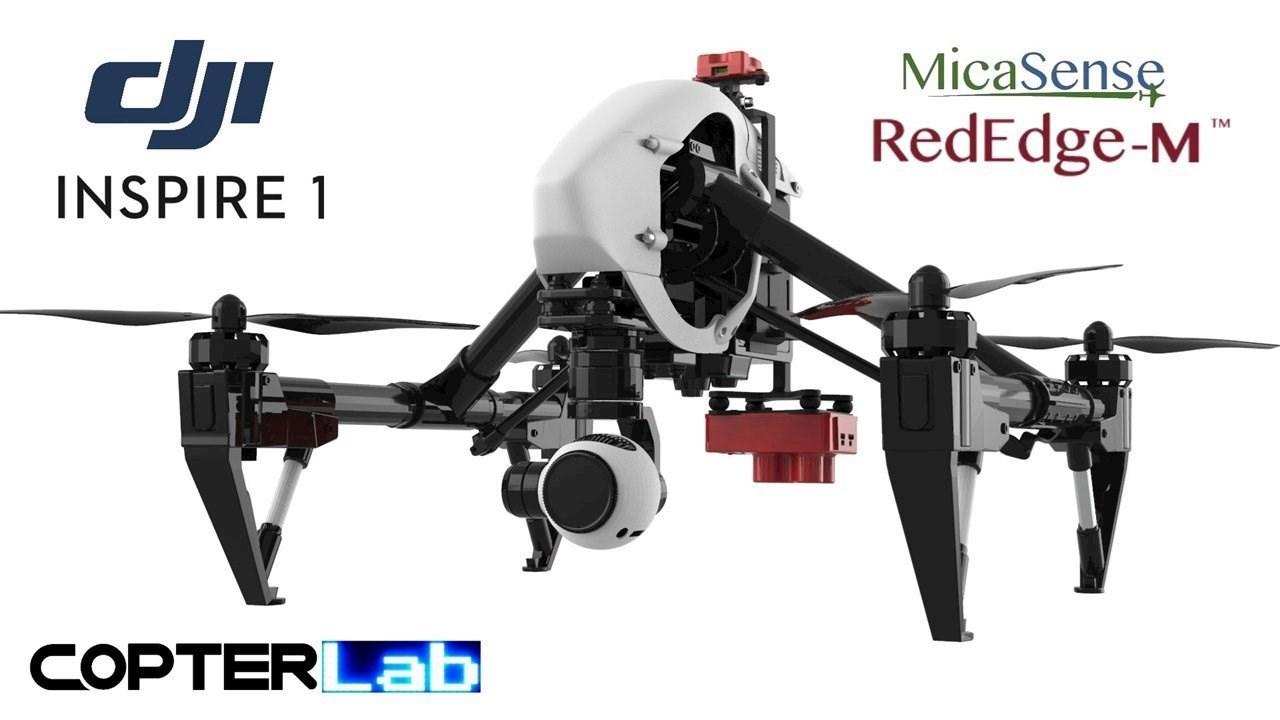 Micasense RedEdge-MX NDVI Integration Mount Kit for DJI Inspire 1