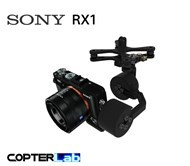 2 Axis Sony RX1 Gimbal